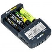 AccuPower IQ328+ V2 Schnell-Ladegerät