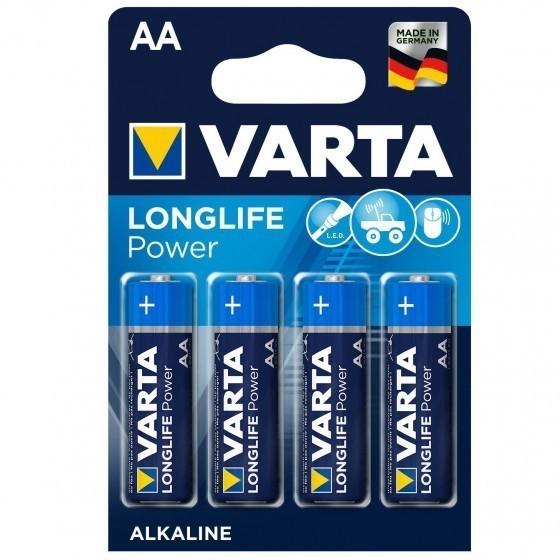 Varta 4906 High Energy AA/Mignon/LR6 Batterie 4-Pack