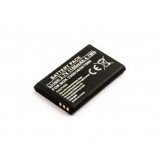 AccuPower Akku passend für Nokia 1100, 2730 classic, BL-5C