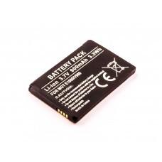 AccuPower Akku passend für Motorola E1000, C975, C980, BT50