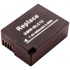 AccuPower Akku passend für Panasonic DMC-GH2, DMW-BLC12E