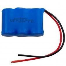 AccuPower Akku für Notleuchten Sub-C 3,6V 2100mAh