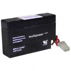 Multipower MP08-12AMP Bleiakku