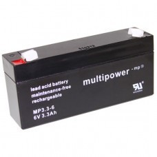 Multipower MP3.3-6 Bleiakku
