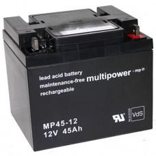Multipower MP45-12 Bleiakku