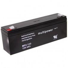 Multipower MP4-12D Bleiakku
