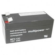 Multipower MP3-12C Bleiakku