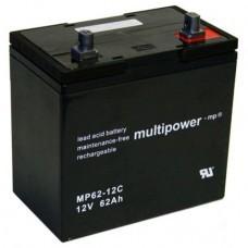 Multipower MP62-12C Bleiakku
