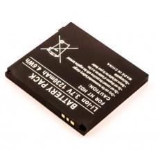 AccuPower Akku passend für HTC HD2