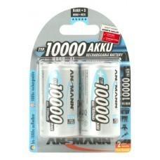 Ansmann Professional D/Mono/LR20 Akku 2-Pack