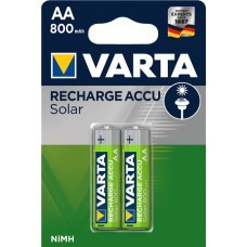 Varta Solar Accu AA/Mignon Ready2Use 800mAh 2-Pack