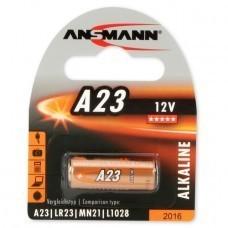 Ansmann 23A A23 V23GA LR23A 12V Alkaline Batterie