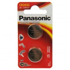 Panasonic CR2032 Batterie 2-Blister