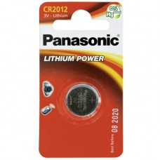 Panasonic CR2012 Lithium Batterie