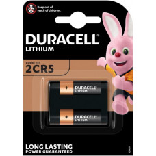 Duracell Ultra 245, 2CR5 Photo Lithium Batterie