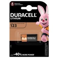 Duracell 123, CR123 Photo Lithium Batterie