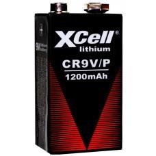 XCell CR9V Lithium Batterie