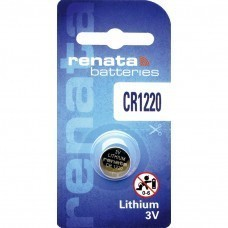 Renata CR1220.CU MFR Lithium Knopfbatterie