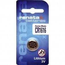 Renata CR1616.CU Lithium Knopfbatterie