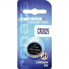 Renata CR2025.CU MFR Lithium Knopfbatterie