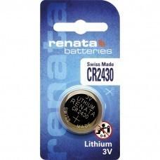 Renata CR2430.CU Lithium Knopfbatterie