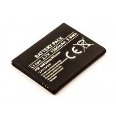 AccuPower Akku passend für Samsung Galaxy XCover S5690