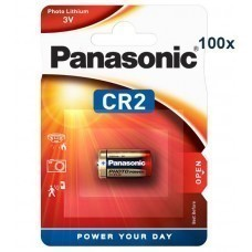 Panasonic CR2, CR2EP Lithium Batterie 100-Pack