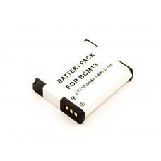 AccuPower Akku passend für Panasonic DMW-BCM13E, TZ41, FT5