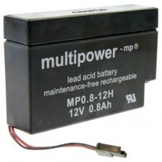 Multipower MP0.8-12H / MP0.8-12S Heim & Haus Bleiakku