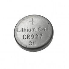 CR927 Lithium Knopfbatterie
