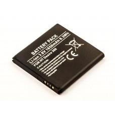 Akku passend für HTC Desire 300, BP6A100
