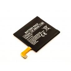 Akku passend für HTC U11, 35H00271-00M