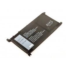 Akku passend für Dell Inspiron 13 5378, 17368-0027