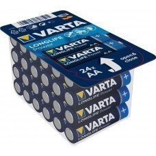 Varta 4906 High Energy Batterien AA/Mignon/LR6 Batterie 24-Pack