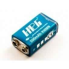 Zylindrische Zelle E-Block, Li-Ion, 7,4V, 500mAh, mit USB-Ladeanschluss