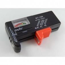 Batterie-Tester für AA, AAA, AAAA, C, D, 9V u.a.