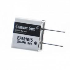 Cameron Sino Batterie, Li-Zelle EF651615, 3.6V, 400mAh