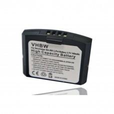 VHBW Akku passend für Sennheiser Kopfhörer BA300, 500898, IS 410