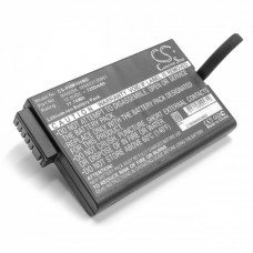 Akku für Philips FM20, FM30, Intellivue 30, MP50, 10.8V, Li-Ion, 7200mAh