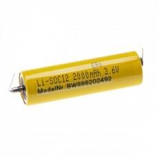 Batterie für Maxell ER6, 2000mAh