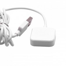 USB Ladestation weiß für Apple Watch 1, 2, 3