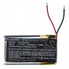 Akku für TomTom Spark 510, PR-582035P, 320mAh