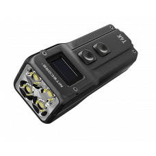Nitecore T4K Schlüsselbund-Lampe, mit OLED-Display, max. 4000 Lumen