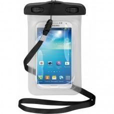 """Beachbag für Smartphones bis 5,5"""" z.B. Samsung Galaxy S7 edge/iPhone 6/7 wasser- u. sanddicht"""