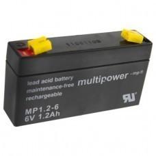 Multipower MP1.2-6 Bleiakku