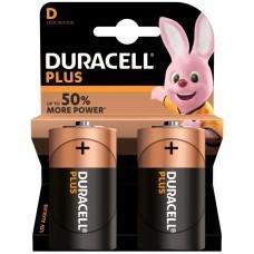 Duracell Plus MN1300 D/Mono/LR20 Batterie 2-Pack