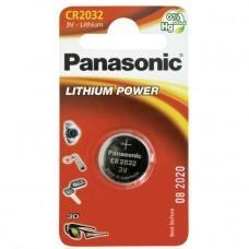 Panasonic CR2032 Lithium Knopfbatterie