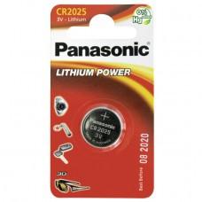 Panasonic CR2025 Lithium Knopfbatterie