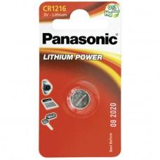 Panasonic CR1216 Lithium Knopfbatterie