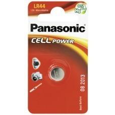 Panasonic LR44 V13GA, A76, 82, LR1154, 357A Knopfzelle